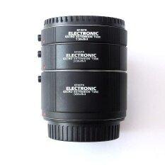 ซื้อ Electronic Macro Tube ท่อต่อมาโครระบบออโต้ สำหรับ Canon Unbranded Generic ถูก
