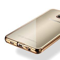 Cover Vivo Y35 - Gold. Source · Electroplating Transparent soft Silicone TPU .