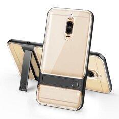 ราคา Elegance Tpu Pc Combo Case With Kickstand For Huawei Mate 9 Pro Black Intl ออนไลน์ จีน