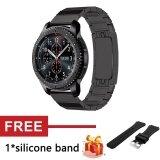 ซื้อ Elegant Stainless Steel Band Strap For Gear S3 Classic Sm R770 S3 Frontier Sm R760 Sm R765 Smart Watch Intl Unbranded Generic