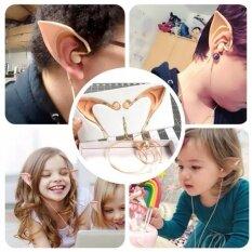 ส่วนลด เอลฟ์หูฟังมีสายที่น่ารักพร้อมหูฟังชนิดใส่ในหูรุ่น Mic Ultra Softed Corded Fairy หูฟังชนิดใส่ในหู