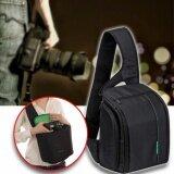 ราคา Elit กระเป๋ากล้อง เป้สะพายหลัง แบบสายเดี่ยว กันน้ำ Sling Camera Bag Backpack Waterproof Black Green ใหม่