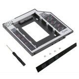 ซื้อ Sinlin ถาดแปลง ใส่ Hdd Ssd ในช่อง Dvd Notebook 9 5Mm Universal Sata 2Nd Hdd Ssd Hard Drive Caddy ถูก ใน กรุงเทพมหานคร