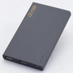 ซื้อ Eloop Power Bank แบตสำรอง 11000Mah รุ่น E12 สีดำ ใน กรุงเทพมหานคร