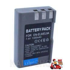 ขาย En El9A แบตเตอรี่สำหรับกล้อง Nikon D60 D40 D40X D3000 D5000 Grey ออนไลน์