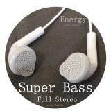 ราคา Energy Super Bass หูฟัง เบสหนัก Small Tlak Full Stereo Super Bass ใหม่