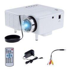 ขาย Entertainment Projector Led โปรเจคเตอร์ รุ่น Uc 28 White ถูก ไทย