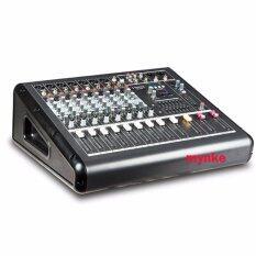 ราคา เพาเวอร์มิกเซอร์ 9Ch 450 W X2 Power Mixer เครื่องขยายเสียง Sound Best Sp 9G ราคาถูกที่สุด