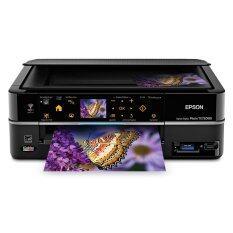 ราคา Epson All In One Printer Stylus Photo Tx720Wd A4 5760X1440 Dpi Epson Stylus Photo Tx720Wd C11Ca74411 ถูก