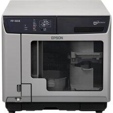 Epson Discproducer PP-100II DVD writers / DVD printers เครื่องพิมพ์หน้าดิสก์ความจุ 50 แผ่นความไวสูง