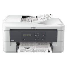 ขาย Epson K300 Ink Jet Printer All In One Built In Adf ขาว ดำ C11Cb16401 ถูก ไทย