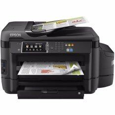 ทบทวน ที่สุด Epson L1455 A3 Printer Ink Tank System All In One Wifi Black