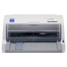 ขาย Epson Lq 630 24 Pin Dot Matrix Smaller Printer ออนไลน์