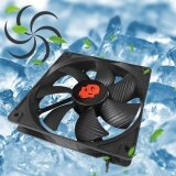 ขาย ซื้อ Era 12Cm Mining Case Cooling Fan High Speed Dual Ball Bearing Cooling Fan 3000Rpm Intl