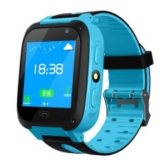 ส่วนลด Era G36M S4 Children 1 44 Inch Sos Emergency Alarm Camera Anti Lost Watch Blue Intl Empireera ใน จีน