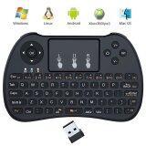 ราคา Esogoal 2 4Ghz Wireless Mini Portable Keyboard With Touchpad For Pc Pad Xbox 360 Ps3 Google Android Tv Box Htpc Iptv Intl ใหม่ ถูก