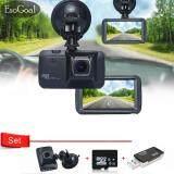 ซื้อ Esogoal กล้องติดรถยนต์ และ Parking Monitor บอดี้โลหะ จอใหญ่ 3 0นิ้ว รุ่น ถ่ายกลางคืนสว่างกว่าเดิม And Micro C 10 8G Memory Card And Usb 2 Sd Card Reader Esogoal ถูก