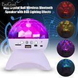 ซื้อ Esogoal ลำโพงดิสโก้ Dj Bluetooth ไฟดิสโก้เธค ระบ บลูทูธ เสียงในตัว เล่นMp3 รีโมทควบคุม เทค