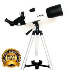 ขาย Everland Jiehe 500 X 80 กล้องดูดาว สีขาว เป็นต้นฉบับ