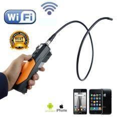 EVERLAND กล้องงู  Wi-Fi  8.5 mm. ดูผ่านมือถือได้