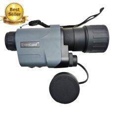 ราคา Everland กล้องส่องทางไกลอินฟาเรด Comet 5X50 ตาเดียว Rg66 Everland ไทย
