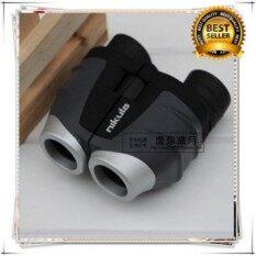 โปรโมชั่น Everland Nikula 10X 30X Zoom กล้องส่องทางไกล 2 เลนส์ Black Everland