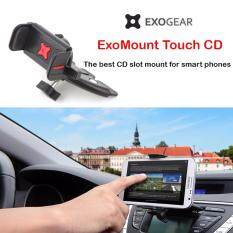 Exogear Exomount Touch CD  อุปกรณ์ยึดจับ Smartphone สำหรับรถยนต์