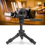 Extendable Mini Table Top Travel Compact Camera Tripod With Double Levels Intl จีน