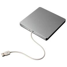 ราคา ซีดีอาร์ดับบลิวไดรฟ์ภายนอกพีซีเครื่องเขียน Dvd เล่น Macbook Mac Imac Mac Mini Unbranded Generic ใหม่