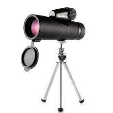 Eyeskey 12X50 10X50 Waterproof Monocular Black Intl เป็นต้นฉบับ