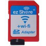 ขาย Ezshare Micro Sd Adapter Wifi Wireless Up To 32G Memory Card Tf Microsd Adapter Intl