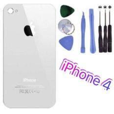ขาย ฝาหลัง Iphone 4 สีขาว อุปกรณ์เปลี่ยน ถูก ใน กรุงเทพมหานคร