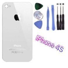 ซื้อ ฝาหลัง Iphone 4S สีขาว อุปกรณ์เปลี่ยน ถูก ใน กรุงเทพมหานคร