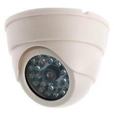 ราคา Dummy ปลอมกล้องวงจรปิดกล้องโดมความปลอดภัยนำระบบ นานาชาติ ที่สุด