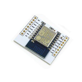 Fang Fang ESP8266 Serial Port Wireless WIFI Module + IO Adapter Plate Expansion ESP-12