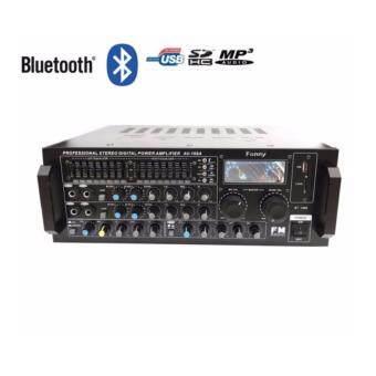 FANNY เครื่องขยายเสียงคาราโอเกะ Bluetooth USB MP3 SDCARD รุ่น AV-168A (ฺBT-198E)