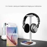 ขาย Fantasy Qi Wireless Charging Headset Stand For Samsung Galaxy S7 White Intl Intl Vakind เป็นต้นฉบับ