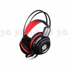 ขาย Fantech Headset Gaming Visage Hg7 Bk Rd Fantech ถูก