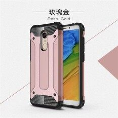 ราคา แฟชั่น Hybird เกราะป้องกันกรณีปกหลังสำหรับ Xiaomi R Edmi 5 พลัส นานาชาติ ถูก