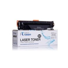 Fast Toner HP รุ่น 128A (CE320) (BK) สำหรับเครื่องพิมพ์ HP LaserJet CM1415,CM1415fn,CM1415fnw,CP1525,CP1525n,CP1525nw