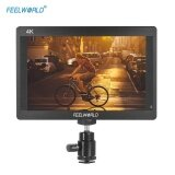 ขาย Feelworld Fh7 7 Ips Lcd 1920 1200 Full Hd On Camera Monitor Display Support 4K Hd Input Output 1200 1 Contrast 450Cd M� Brightness 160� Wide Viewing Angle For Canon Nikon Sony Dslr Video Studio Intl ออนไลน์