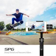 Feiyu Tech SPG 3-Axis Gimbal for iPhone Smart Phones and Sports Cameras( Splash Proof Version)