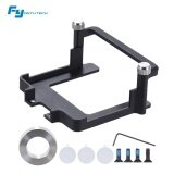 ราคา Feiyutech Camera Mounting Kit Clip Mount Plate Adapter Connector For Feiyu Wg Wgs Connects For Gopro Hero5 Action Camera Outdoorfree Intl Feiyu