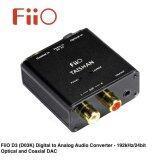 ขาย Fiio D3 D03K Digital To Analog Audio Converter 192Khz 24Bit Optical And Coaxial Dac รับประกันศูนย์ Fiio 1 ปี Fiio เป็นต้นฉบับ