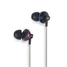 FiiO EX1 หูฟังอินเอียร์  มาพร้อมกับเทคโนโลยีTitanium nanoclass (สีดำ)