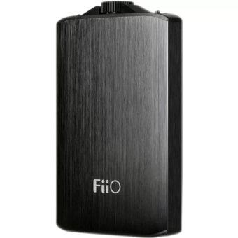 FiiO รุ่น A3 แอมป์หูฟังพกพา สามารถเพิ่มเบสและเพิ่มกำลังขับได้ (Black)