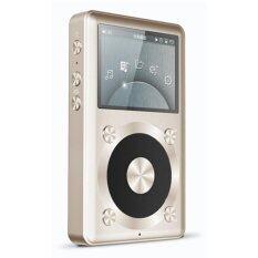 FiiO X1 Gen 1 High Res Music Player รองรับไฟล์ Lossless192K/24bit สีทอง
