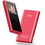 Fiio X1Ii เครื่องเล่นพกพารองรับ Lossless 192Khz 32Bit Bluetooth 4 Touch Wheel Limited Red Edition เป็นต้นฉบับ