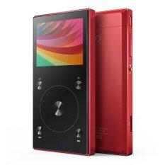 FiiO X3iii เครื่องเล่นพกพารองรับ Lossless DSD และ Bluetooth 4.1 ประกันศูนย์ไทย 1 ปี (สีแดง)