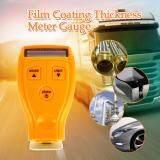 Film Coating Thickness Meter Gauge 1 8Mm Lcd Electroplated Paint Tester Te323 Sz Orange Intl ใน จีน